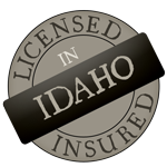 Licensed Insured Idaho